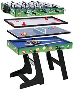 table multi jeux