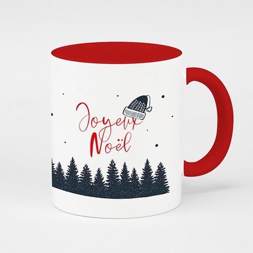 Mug de Noël