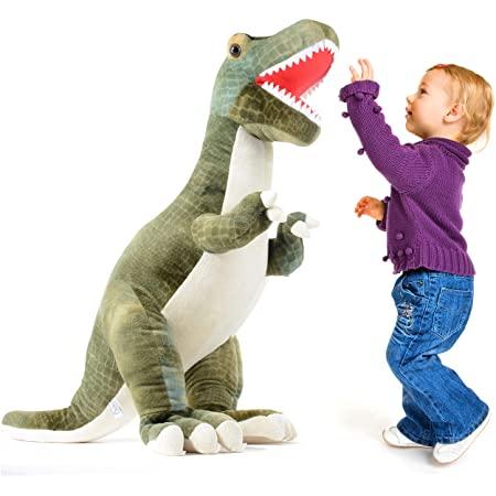 Peluche dinosaure
